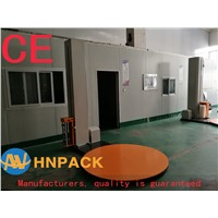 China Pallet Wrapper Manufacturer Supply Pallet Wrapping Machine Mechanical Brake Selling Foe Pallet Packing Machine