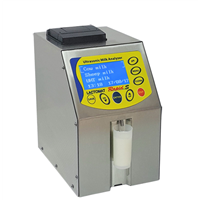 Ultrasonic Milk Analyzer 'Lactomat Rapid S'