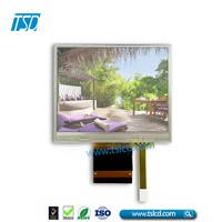 TS Display 3.5 Inch TFT LCD 320*240 with Resistive Touch & SSD2119 IC-TST035MLQZ-06P