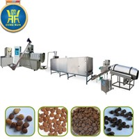 Top Quality Dog Food Making Machine / Fish Feed Processing Equipment / Pet Food Machine