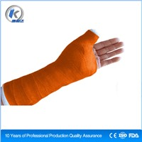 Water Activated Polyurethane Resin Orthopedic Fiberglass Cast