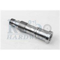 Alloy Steel Precision Spur Gear Shaft
