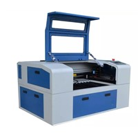 Co2 Laser Cutting & Engraving Machine 100W
