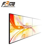 42 Inch Seamless LCD Video Wall / Splicing Screen / Video Media Player