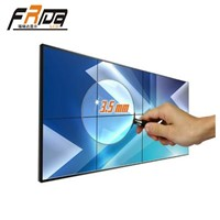 46 Inch LCD Video Wall Display Screen & Stitching Gap 3.5mm
