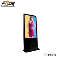 49 Inch Full HD TFT LCD Digital Signage Indoor Floor Standing, Advertising Display& Screen