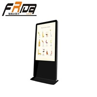 98 Inch LCD Digital Signage Indoor for Commercial Display & Large Screen