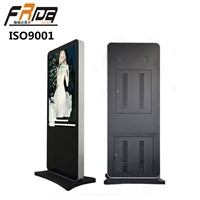 55 Inch Floor Stand TFT LCD Digital Signage Indoor /LCD Digital Display /Advertising Screen
