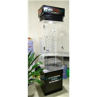 Acrylic Sunglass Display with Spotlight China Point of Purchase Acrylic Sunglass Display Manufacturer