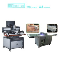 Plastic Thin Sheet Screen Printing Machine