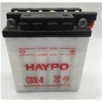 Motorcycle Parts - Battery of CB125