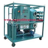 Industrial Lube Oil Filteration Machine