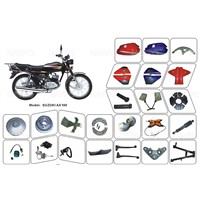 SUZUKI AX100 - Motorcycle Parts