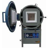 1200c Vacuum Atmosphere Electric Furnace for Laboratory Equipment