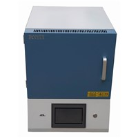 1700c Laboratory High Temperaturure Electric Muffle Furnace/ Box Type Furnace