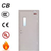 1 Hours Fire Rated Wooden Door with Wholesale Price