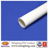 Fire Retardant PVC Arc Floor Cable Trunking & PVC Conduit