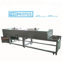 Industrial Textile Printing Infrared IR Drying Oven