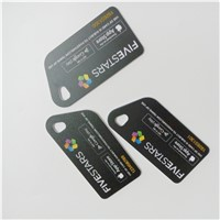 Events Solutions RFID Keyfob Passive PVC Key Fob