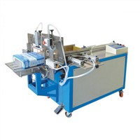 Semi-Automatic Baby Diaper Packing Machine