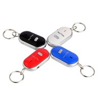 Blister Package Opp Bag Package Coin Holder Keychain Anti Lost Whistle Key Finder with Existing Stock Product