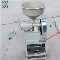 CE Certified Manpower Small Rice Thresher/ Single Rice Mill with Factory Price