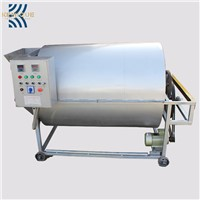 Hot Sale Drying Machine / Visual Temperature Rolling Caldron Fry Seed Machine