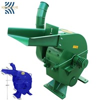 Cheap Price Straw Corn Cob Crusher Machine/Hay Grinder for Sale