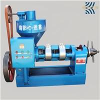 Small Poppy Seed Oil Press Machine/Simple Operation Screw Oil Press