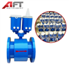 4-20mA GPRS Output Electromagnetic Flow Meter