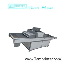 TM-UV1200 Metal UV Curing Dryer for Glass Ceramic Wood Leather Cloth Printing