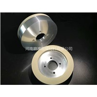 6A2 Vitrified Bond Diamond Grinding Wheel for Pcd/Cbn Inserts Sarah#Moresuperhard. Com