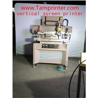 TM-D6090 Electric Precision Vertical Plane Screen Printing Machine for Plastic
