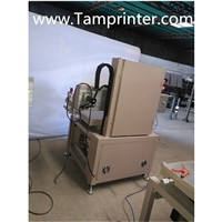 Electric Precision Vertical Plane Screen Printing Machine for Plastic