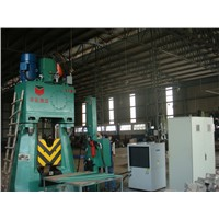 0.75Tons Electro Hydraulic Die Forging Hammer In India For Hand Tools Forging