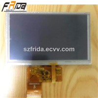 5.0 Inch TFT LCD Module /Screen/Display FRD500J01Z-RTP