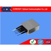 China Supplier Wholesale Free Sample Latching Fiber MEMS 1x4 Optic Switches for Channel Blocking