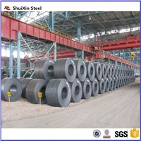 Made in China ASTM Standard Hot Rolled Steel Strip