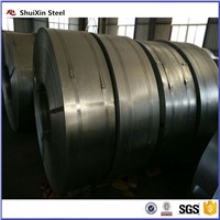 Narrow Width Hot Rolled Black Steel Strip