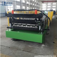 R101 Roofing Panel Sheets Roll Forming Machine