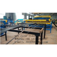 Reinforcing Mesh Welding Machine (Wire Coil 5-12 Mm)