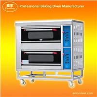 Automatic Touch Control Gas Baking Oven WFAC-40H