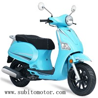 EEC SCOOTERS, EPA SCOOTER, 50CC Gas SCOOTER, Euro SCOOTER