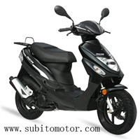 50CC Scooter Moped Gas Scooters Euro Moto