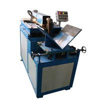 C04 Grinding Machine for Round Corner of Vertical Seams Automatic Handmade Steel Sanitary Kitchen Sink Production