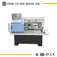 CK6136 Flat Bed CNC Mini Lathe for Metal Cutting