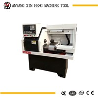 CK0632 Automatic CNC Small Turning Lathe for Metal Cut