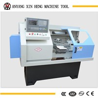 CK0640 Horizontal CNC Lathe Mini for Cylinder Machining