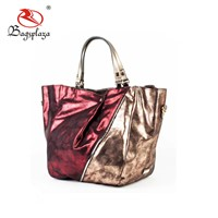 Guangzhou Factory Women Hand Bag China Supplier Wholesale Shoulder Tote Bag