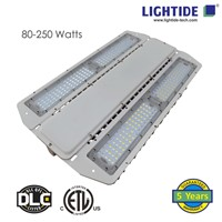 DLC/ETL Listed, New Slim LED High Bay Fixture, 100-277VAC/ 150W LED, 5 Years Warranty
